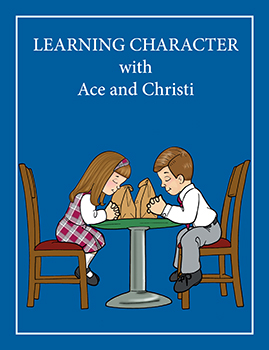 Ace and Christi Coloring Book