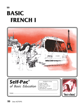 French Self-Pac 99