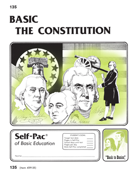 The Constitution Self-Pac 135