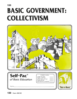 Collectivism Self-Pac 133
