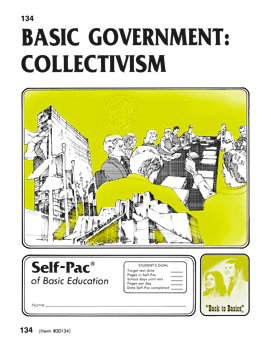 Collectivism Self-Pac 134