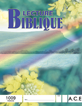 French Bible Study 1009