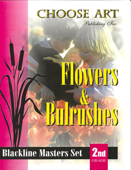 Flowers And Bulrushes Blackline Masters
