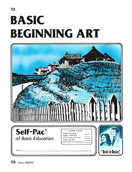 Beginning Art Self-Pac 73