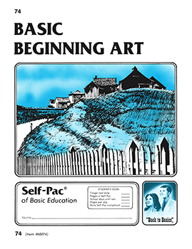 Beginning Art Self-Pac 74