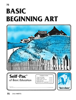 Beginning Art Self-Pac 75