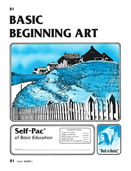 Beginning Art Self-Pac 81