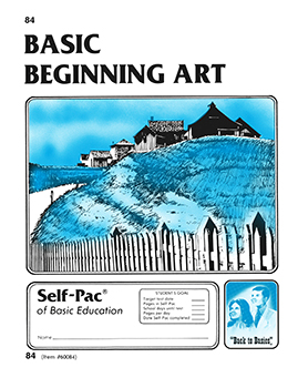 Beginning Art Self-Pac 84