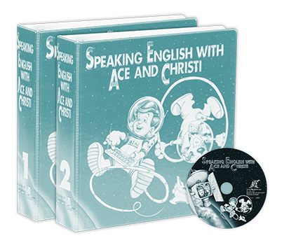 Speaking English Set