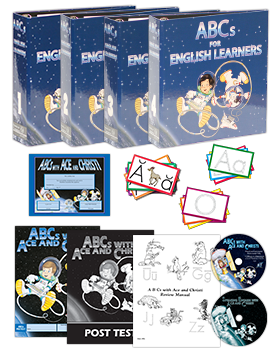 ABCs for English Learners School Set