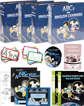 ABCs for English Learners Homeschool Set