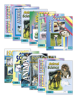 Animal Science PACE Set 1001-1012