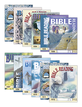 Bible Reading PACE Set 1001-1012