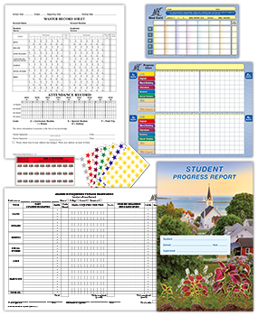 Homeschool Record-Keeping Set