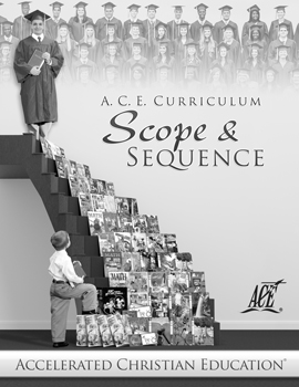 ACE Curriculum Scope and Sequence