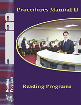 Reading Programs PACE